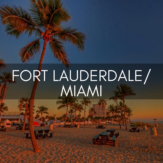 Ft. Lauderdale/Miami, FL 2020 (POSTPONED)