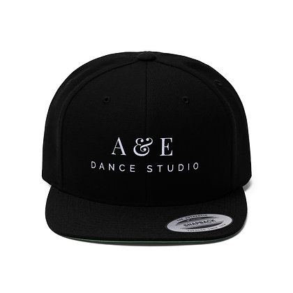 A&E Unisex Flat Bill Hat