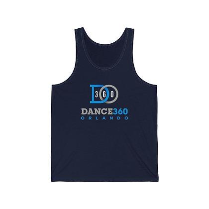 Dance360 Adult Unisex Jersey Tank