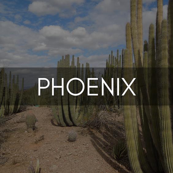 Phoenix, AZ 2020 - Postponed