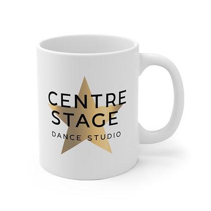 CSDS White Ceramic Mug