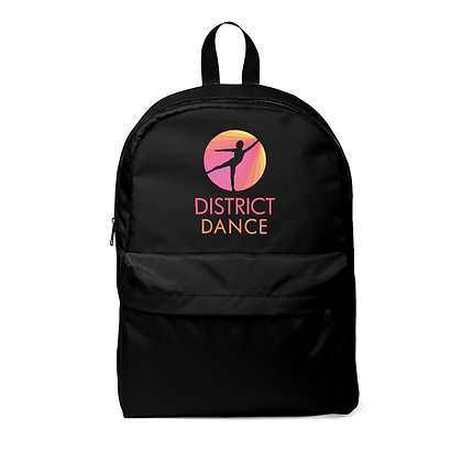 District Unisex Classic Backpack