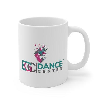 EGC White Ceramic Mug