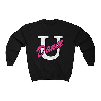 Dance U ME Adult Unisex Heavy Blend™ Crewneck Sweatshirt