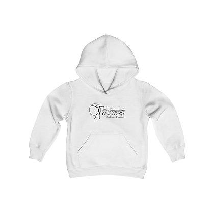 GCB Youth Heavy Blend Hooded Sweatshirt