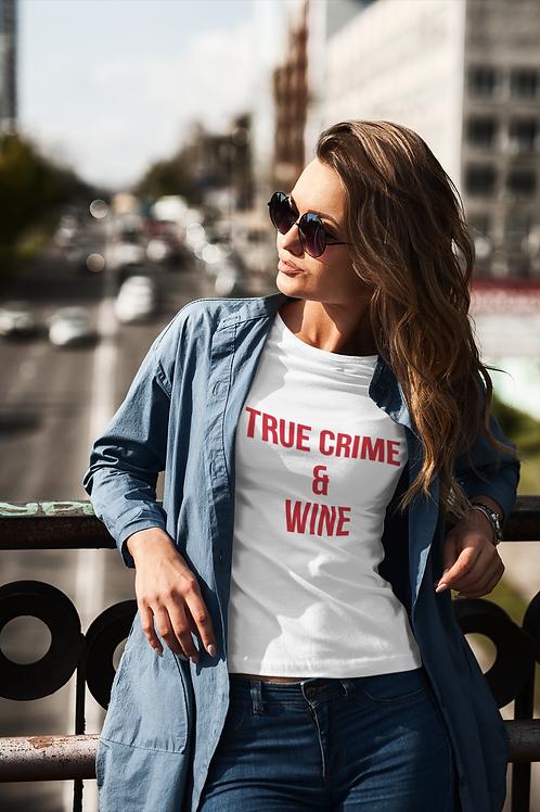 True Crime & Wine