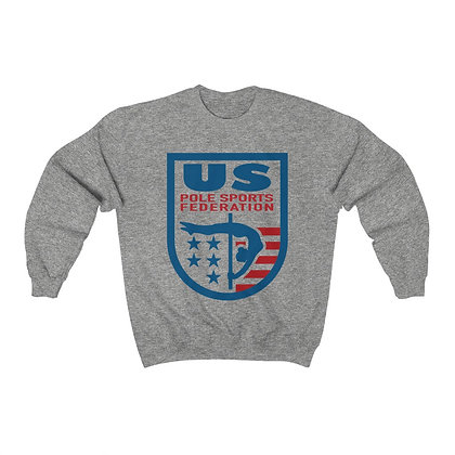 USPSF Adult Unisex Heavy Blend™ Crewneck Sweatshirt