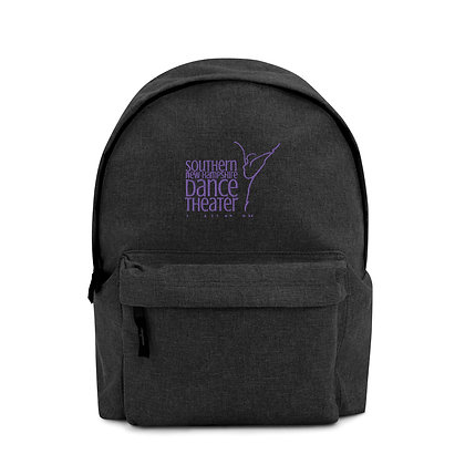 SNHDT Embroidered Backpack