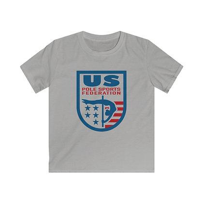 USPSF Kids Softstyle Tee