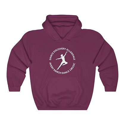 Dance Discovery Adult Unisex Heavy Blend™ Hooded Sweatshirt