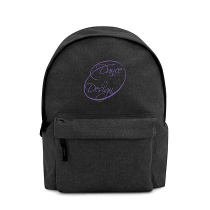 DBD Embroidered Backpack