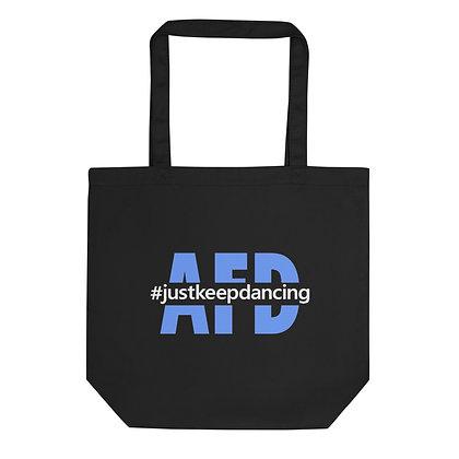 Just Keep Dancing Eco Tote Bag