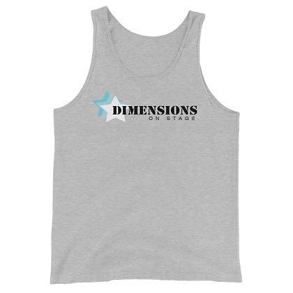 DOS Adult Unisex Tank Top
