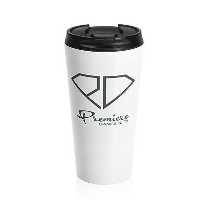 Premiere Stainless Steel Travel Mug