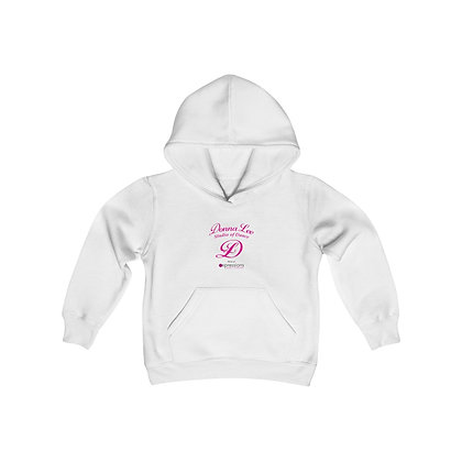 Donna Lee Youth Heavy Blend Hooded Sweatshirt
