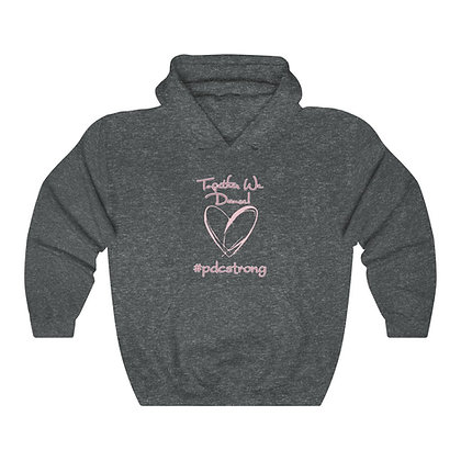 #pdcstrong Adult Unisex Heavy Blend™ Hooded Sweatshirt