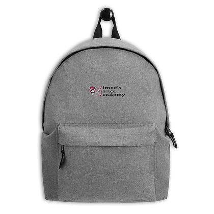 ADA Embroidered Backpack