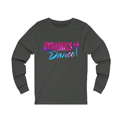 Dynamics Adult Unisex Jersey Long Sleeve Tee