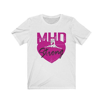 MHD Adult Unisex Jersey Short Sleeve Tee
