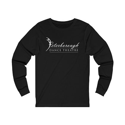 PDT Adult Unisex Jersey Long Sleeve Tee