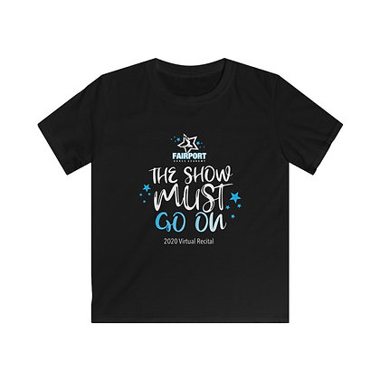FDA Recital Kids Softstyle Tee
