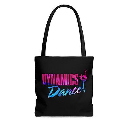 Dynamics AOP Tote Bag