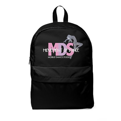 MDS Unisex Classic Backpack