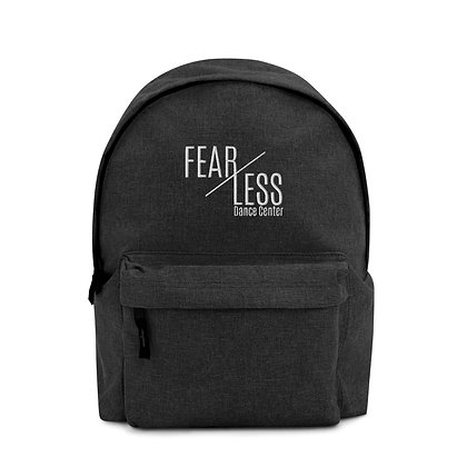 FDC Embroidered Backpack