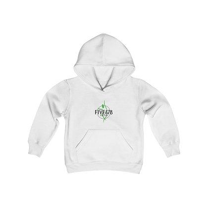Five678 Youth Heavy Blend Hooded Sweatshirt