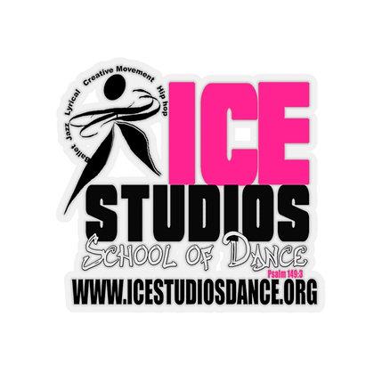 ICE Kiss-Cut Stickers