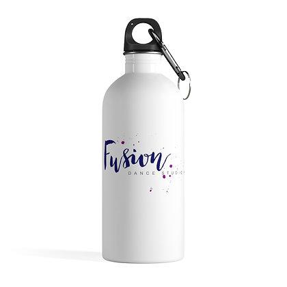 Fusion Dance Studio Stainless Steel Water Bottle