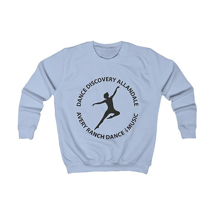 Dance Discovery Kids Sweatshirt