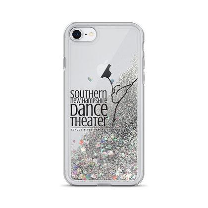 SNHDT Liquid Glitter Phone Case