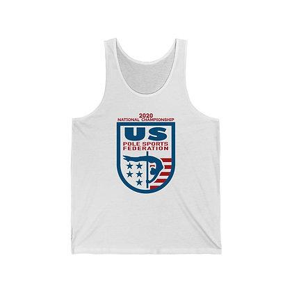 USPSF Adult Unisex Jersey Tank