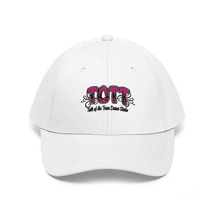 TOTT Unisex Twill Hat