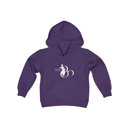 Aum DC Youth Heavy Blend Hooded Sweatshirt