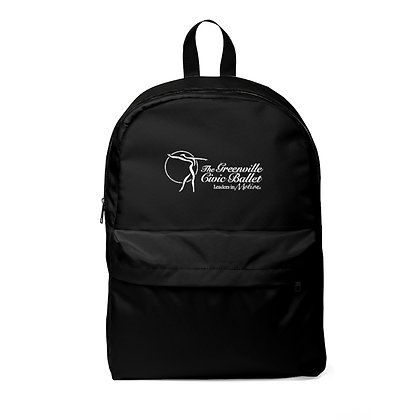 GCB Unisex Classic Backpack
