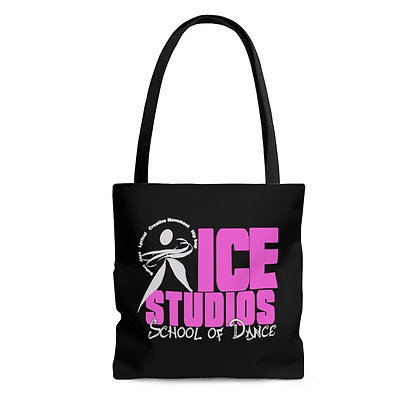ICE AOP Tote Bag