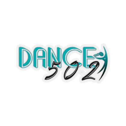 Dance502 Kiss-Cut Stickers