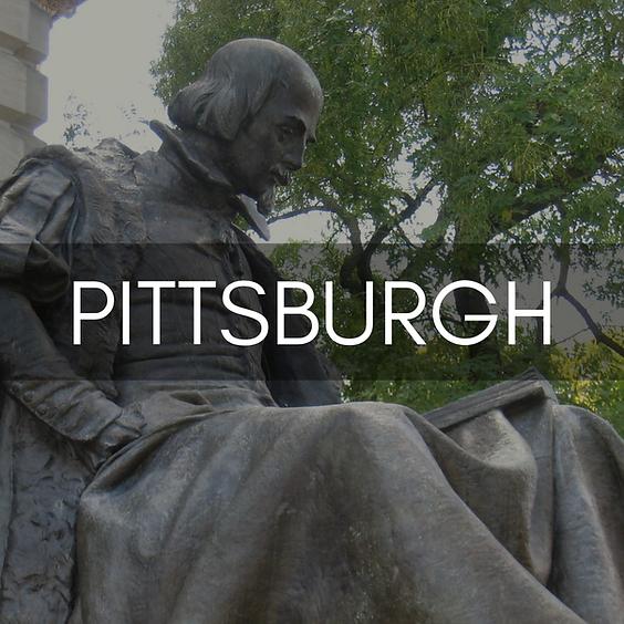 Pittsburgh, PA 2020 - Postponed