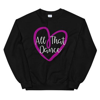 ATD Heart Adult Unisex Sweatshirt