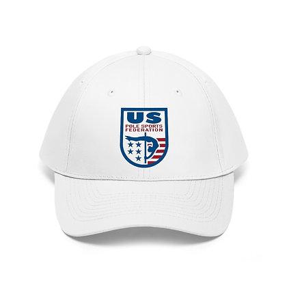 USPSF Unisex Twill Hat