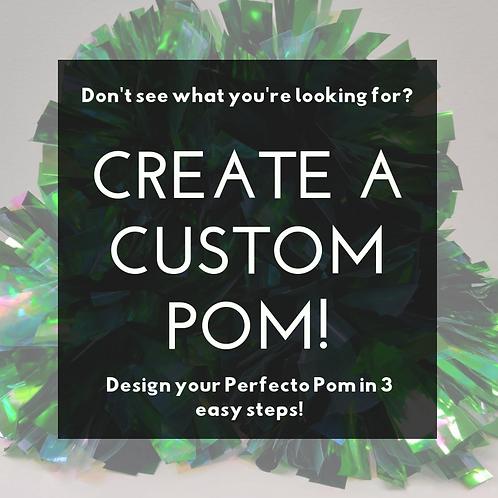 Custom Pom Order