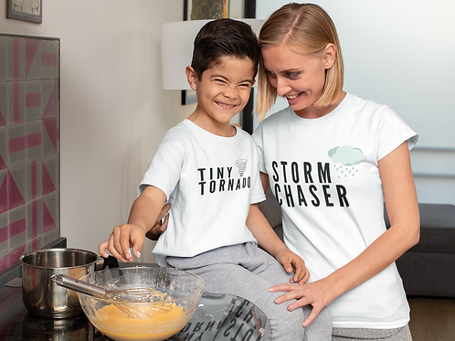 Storm Chaser Adult Tee