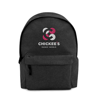 CDW Embroidered Backpack