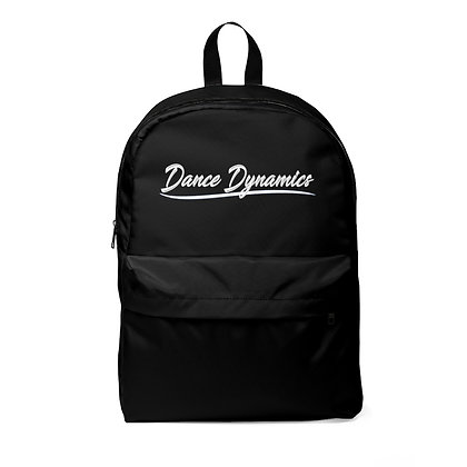 Dance Dynamics IN Unisex Classic Backpack