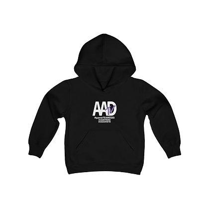 Allana's Youth Heavy Blend Hooded Sweatshirt