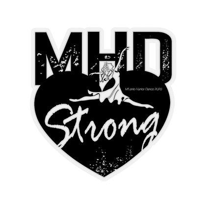MHD Kiss-Cut Stickers