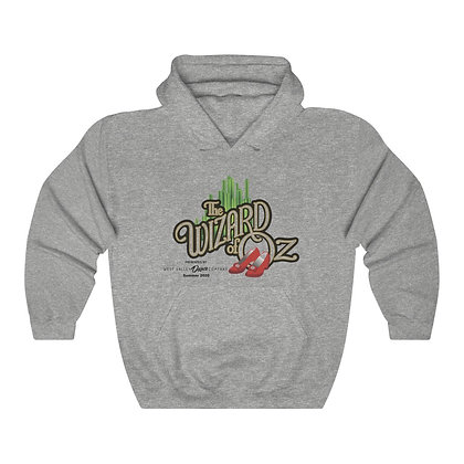 WVD Adult Unisex Heavy Blend™ Hooded Sweatshirt