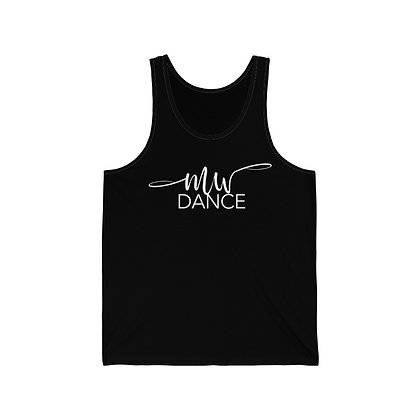 MW Dance Adult Unisex Jersey Tank
